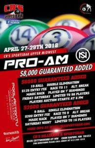 CR's Upper Midwest PRO-AM