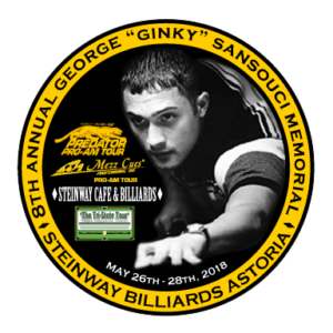 "8th Annual George ""Ginky"" SanSouci Memorial"