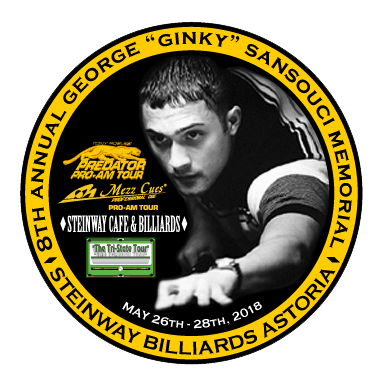 """8th Annual George """"Ginky"""" SanSouci Memorial"""