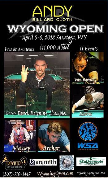ANDY Wyoming Open 2018
