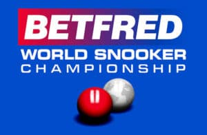 World Snooker Championship 2020