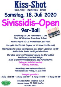 Sivissidis-Pool-Open 9-Ball