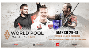 World Pool Masters 2019