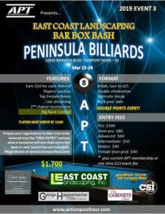 East Coast Landscaping Bar Box Bash