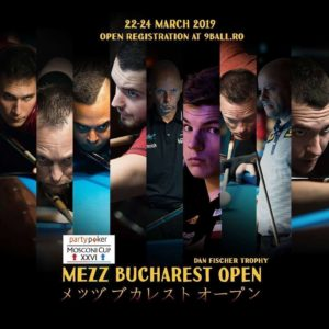 Mezz Bucharest Open 2019