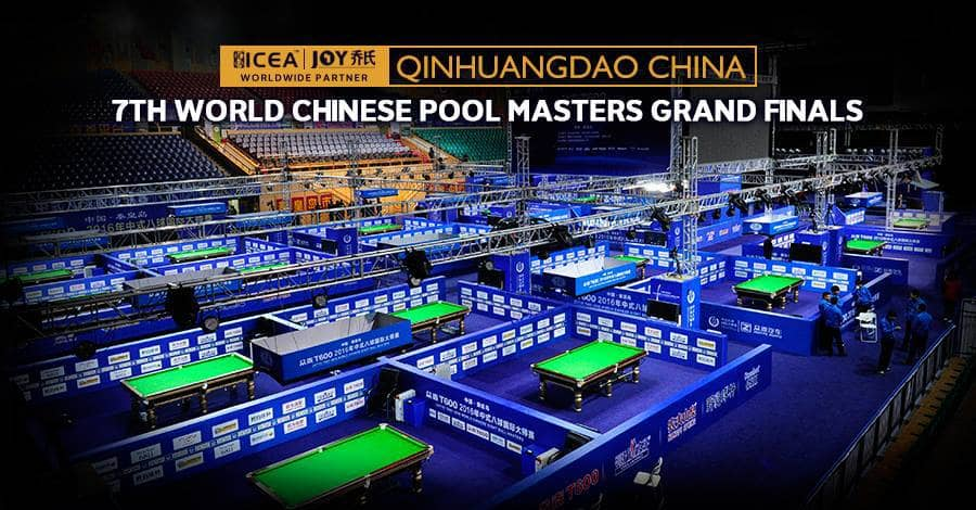 7th World Chinese Pool Masters