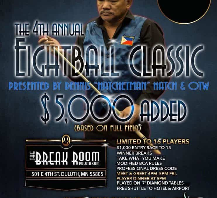 The 4th Annual Eightball Classic