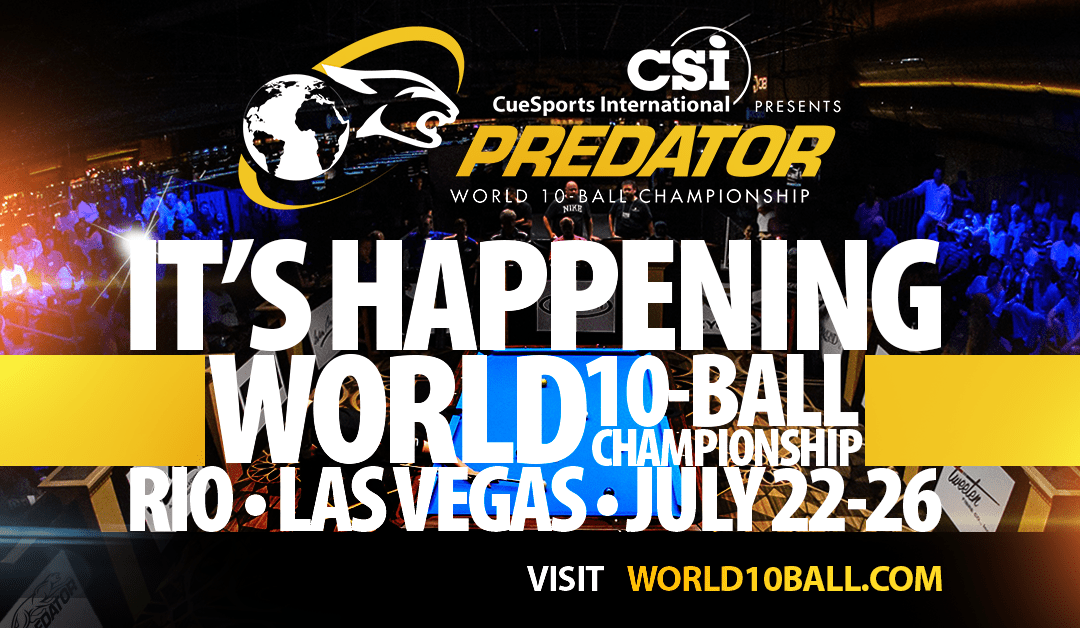 Predator World 10-Ball Championship
