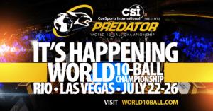 Predator World 10-Ball Championship