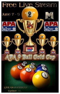 APA 9-Ball Gold Cup