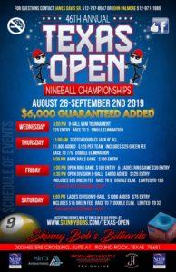 Texas Open 9-Ball Championships