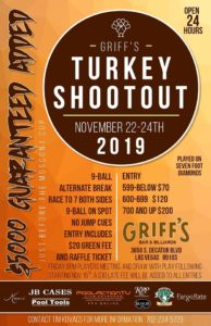 Griff's Turkey Shootout