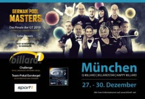 German Pool Masters 2019