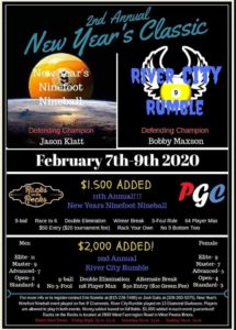2nd Annual New Year's Classic