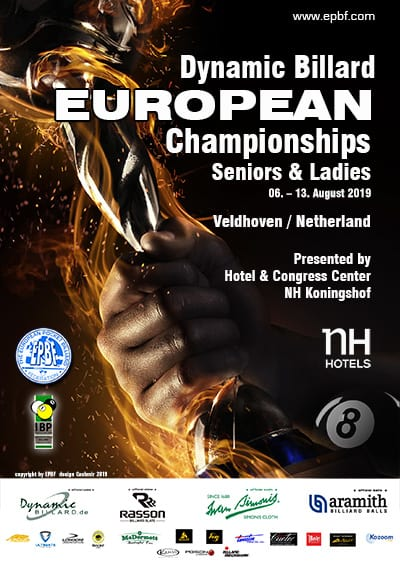 European Championships Seniors & Ladies