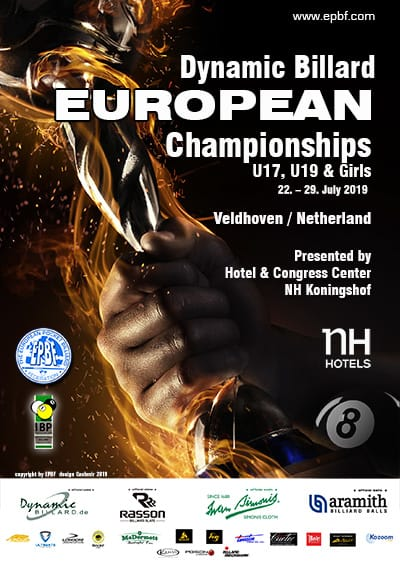 European Championships U17, U19 and Girls