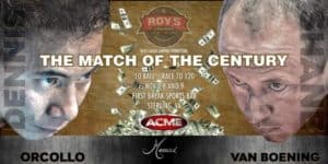 The match of the century - Orcollo vs. SVB, Race to 120