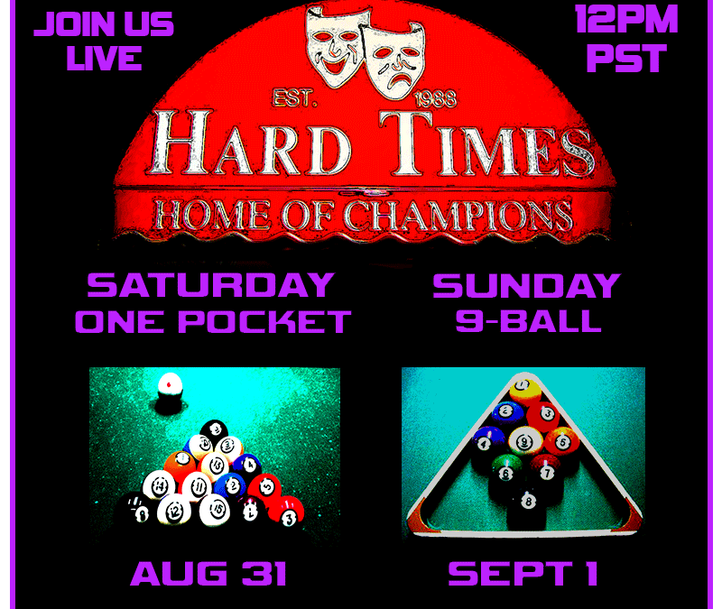 Hard Times Billiards One Pocket & 9-Ball