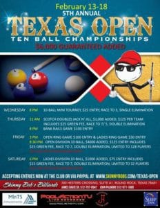 Texas Open 10-Ball Championship