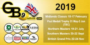 GB9 Paul Medati Trophy 2019
