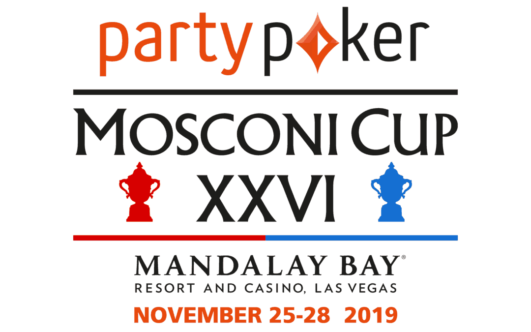 Mosconi Cup 2019